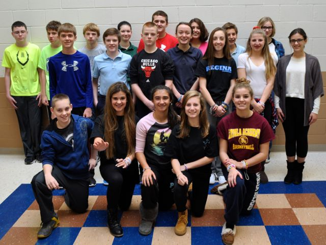 Science Contestants 2015